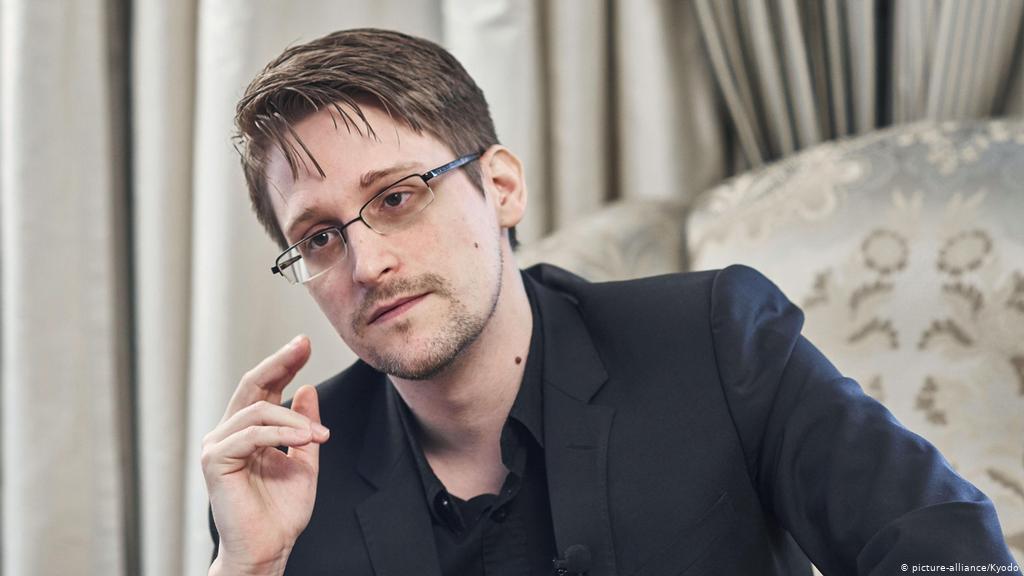 Edward Snowden (Courtesy: Twitter)