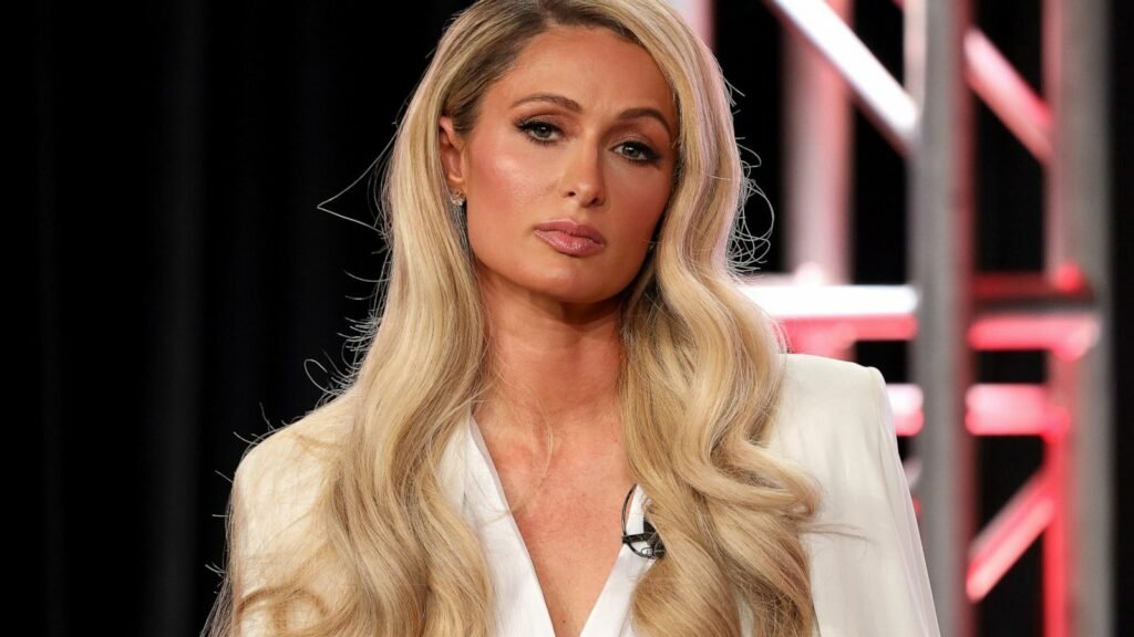 Paris Hilton (Courtesy: ABC News)
