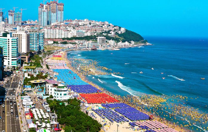 South Korea beaches (Courtesy: CNN)