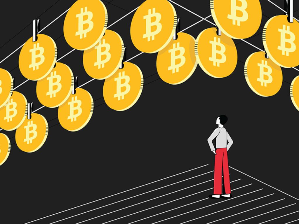Bitcoin (Courtesy: Twitter)