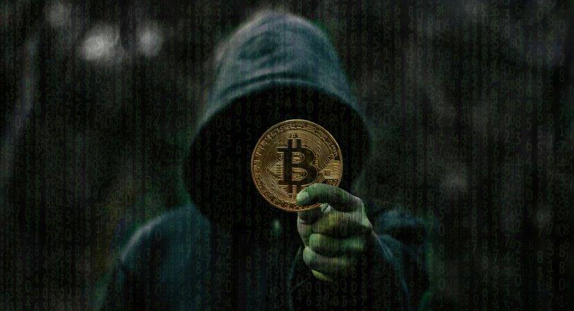 Bitcoin thief (Courtesy: Twitter)