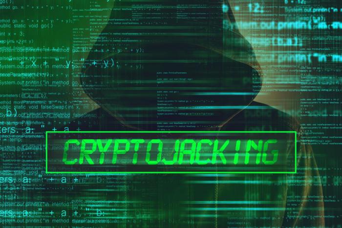 Cryptojacking (Courtesy: Twitter)