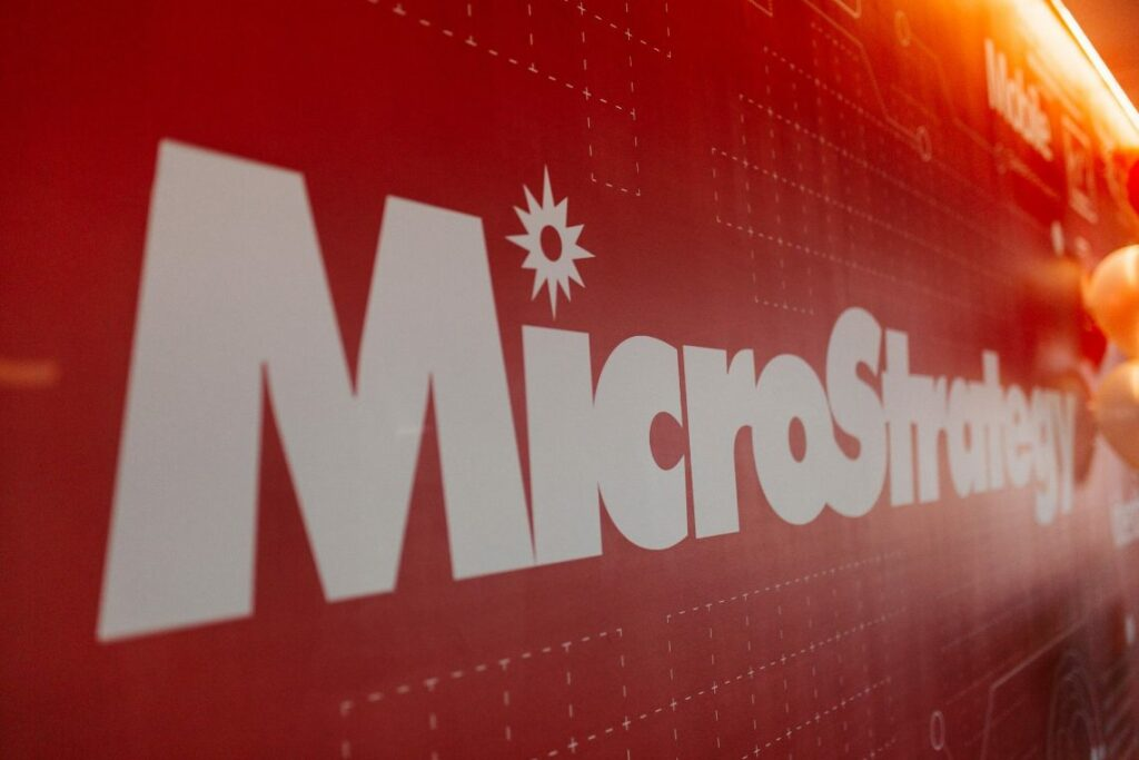 Microstrategy (COurtesy: Twitter)