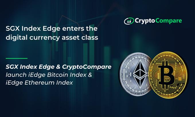 Singapore Crypto Exchange (Courtesy: cryptocompare.com)