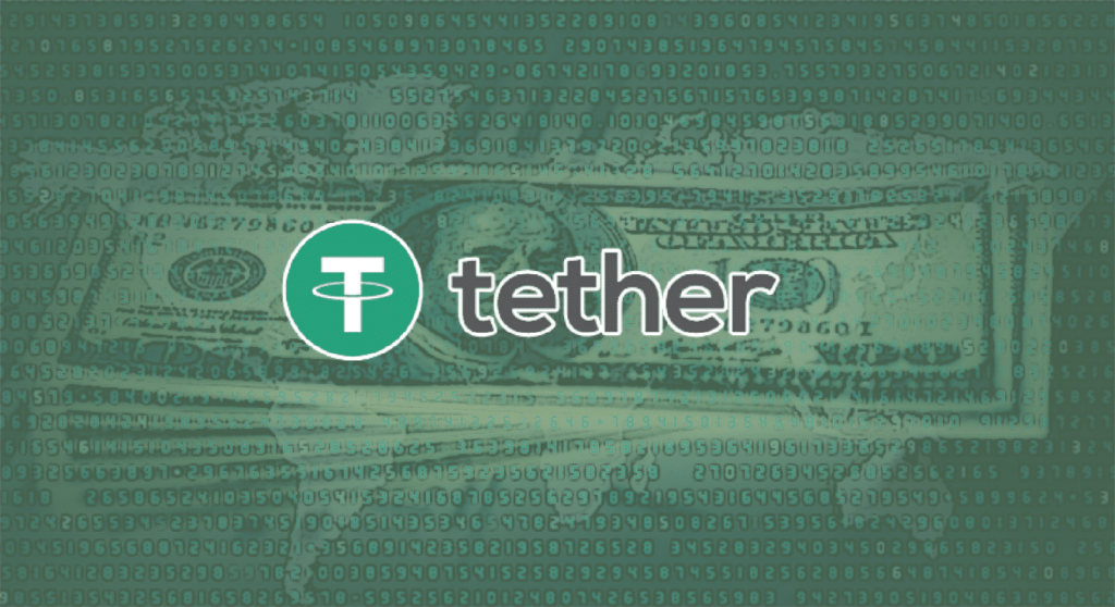 Tether (Courtesy: Twitter)