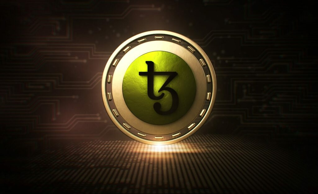 Tezos (Courtesy: Twitter)