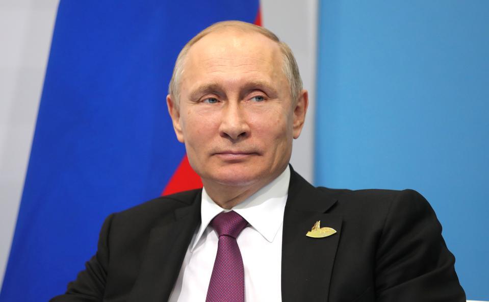 Vladimir Putin (Courtesy: Twitter)