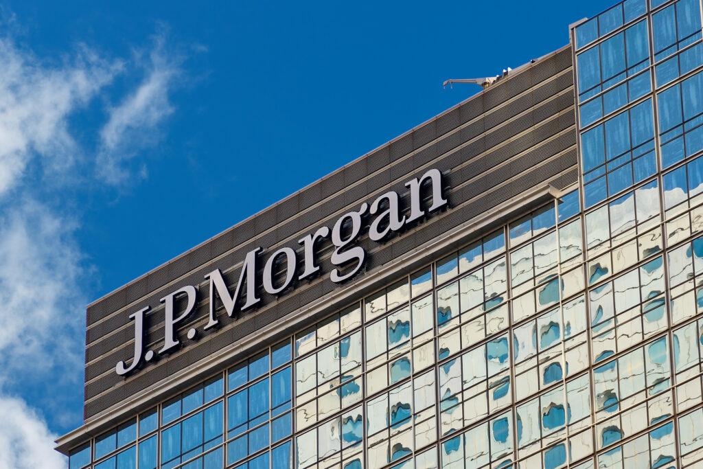 JPMorgan (Courtesy: Twitter)
