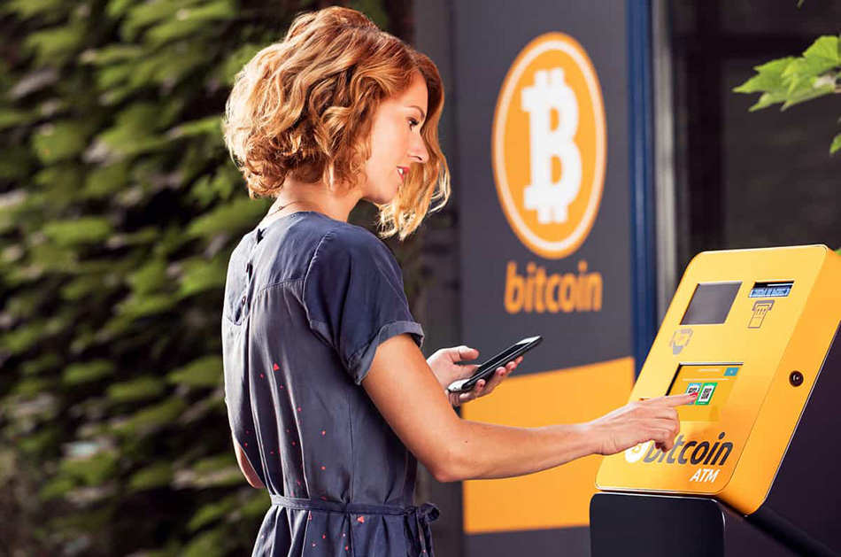 Cryptocurrency ATMs Records 80% Surge Across Globe